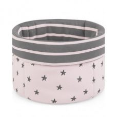 CESTA LITTLE STAR ROSA